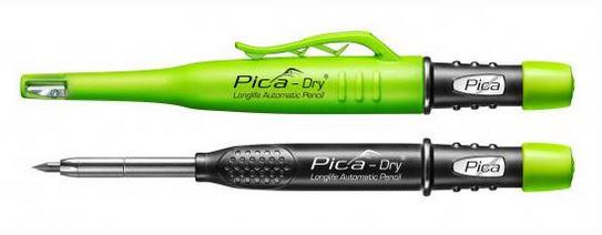 Pica Dry longlife Pen- Big Dry Construction Marker Zimmermannsbleistifte Tieflochmarker