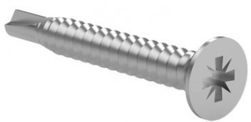 Senkkopf Bohrschraube DIN 7504 O ISO 15482