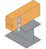 HE Anker zur Verbindung von Holz mit Stahlträgern