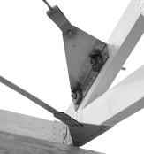 Windaussteifungssystem und Spanngeräte