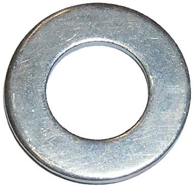 3,2mm Unterlegscheibe DIN 125 verzinkt 100 Stück