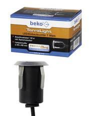 TerraLight LED-Einbauleuchte 1 Watt