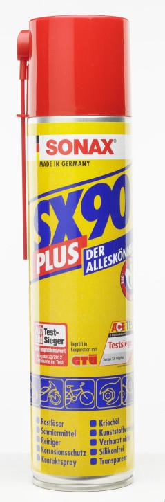 Sonax SX 90 Plus 400 ml - der Testsieger - 2012