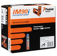 Paslode Gas-Nägel 3,1 x 90 blank/glatt  für IM350/90