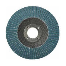 Fächerscheibe spezial G-AZ Korn 40 blau 125 mm gute Qualität