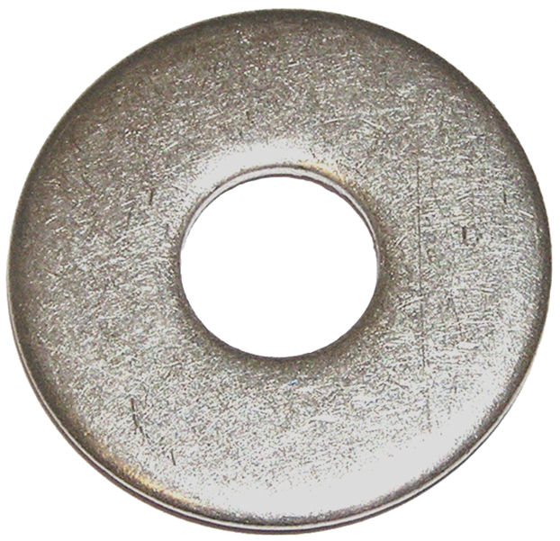 3,2mm Unterlegscheiben DIN 9021 verzinkt 100 Stück