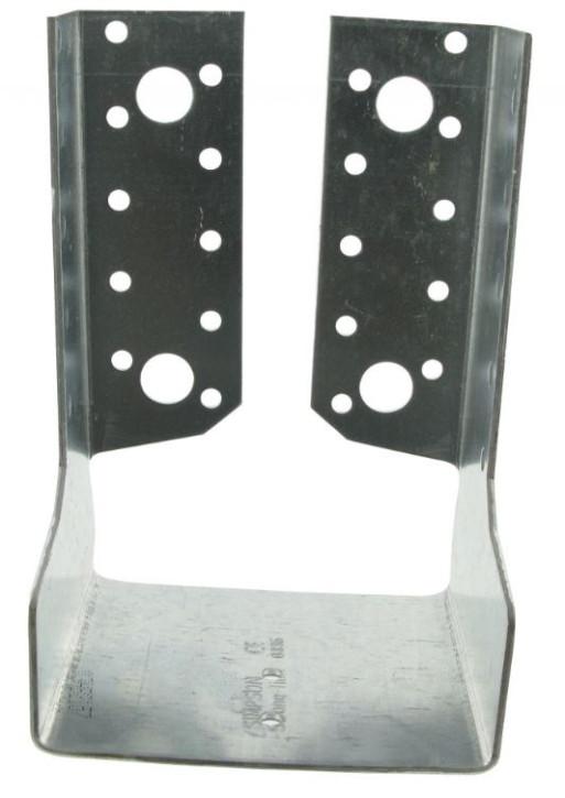 80 x 120 x 2,0 Kombi-Balkenschuh Typ01 innenliegend  1 Stück