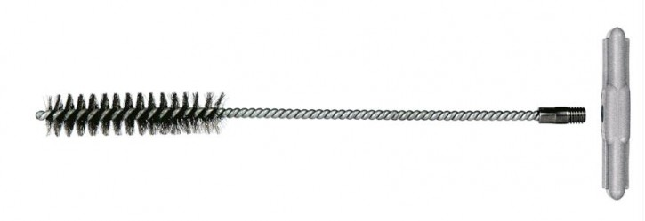 Bohrlochbürsten mit abnehmbaren Griff 28 mm