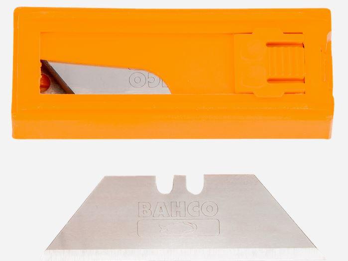 Bahco Cuttermesserklingen Trapez für Universalmesser 10 Stück