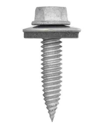 Spanlose Bohrschraube Edelstahl für Stoßverbindungen 4,5 x 22