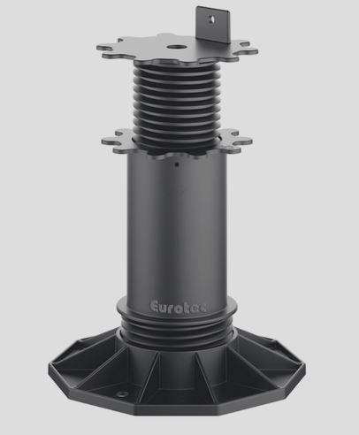 Stellfuß für Terrassendielen ECO XL 130 - 198 mm