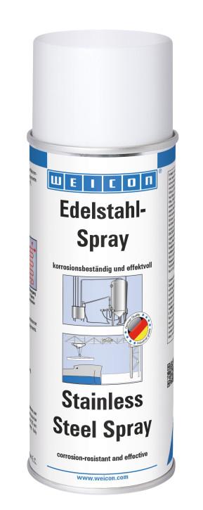Edelstahl Spray Oberflächenbeschichtung aus Edelstahl Weicon 400 ml