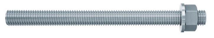 fischer Ankerstange FIS A 8.8 galvanisch verzinkt M 8 x 110