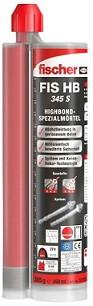 fischer Injektionsmörtel / Montagemörtel FIS HB 345 S 360 ml
