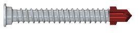 Flügelbohrschraube antik für Terrassen auf Alu-UK Edelstahl A2 5,5 x 45 100 Stück