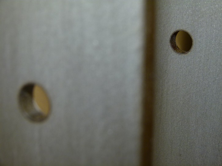 H-Pfostenträger aus Edelstahl A2 lang 141 x 800x80x8 schwer Stück