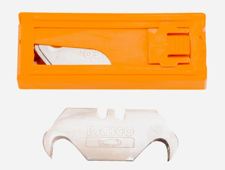 Bahco Ersatz- Hakenklingen 5 Stück im Spender