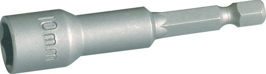 """Steckschlüssel magnetisch 1/4"""" Schlüsselweite 8 mm"""