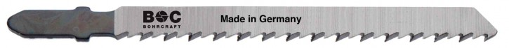 Stichsägeblatt Holz und Kunststoff 75 mm T101B 5er Pack