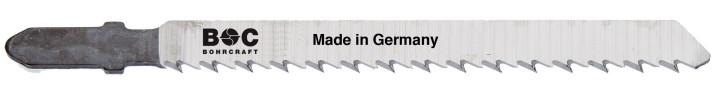 Stichsägeblätter Holz saubere Schnitte 75 mm T101BR 5er Pack