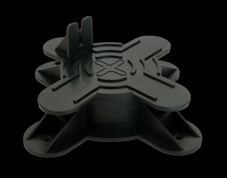 TerraFu Terrassenfuß verstellbar  35 - 55 mm beliebig erweiterbar