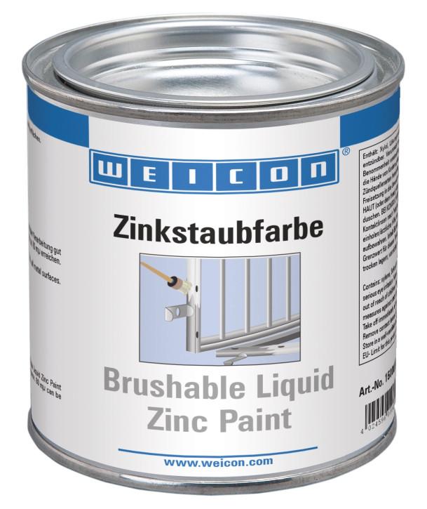 Weicon Zinkstaubfarbe 375 ml Zinkgrundierung