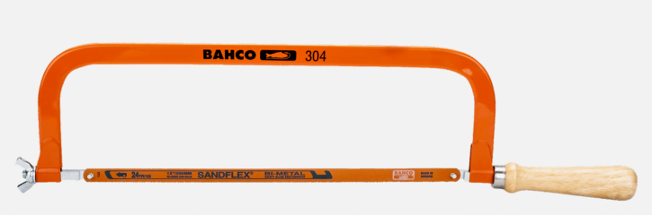 Metallsägebögen 517 mm Bahco Metallsäge