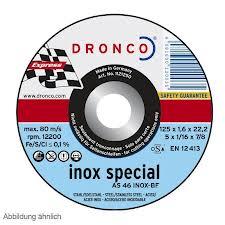 Trennscheibe Inox Spezial AS46T 230mm 1,9mm dünn 1 Stück