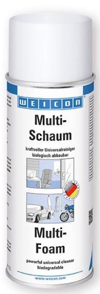 Weicon Multi Schaum Reinigungsschaum 400 ml