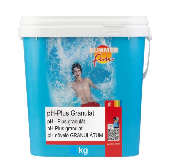 PH - Plus 3 kg im Eimer PH - Heber