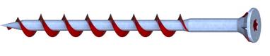 Porenbetonschraube / Gasbetonschraube 10 x 110 verzinkt 1 Stk