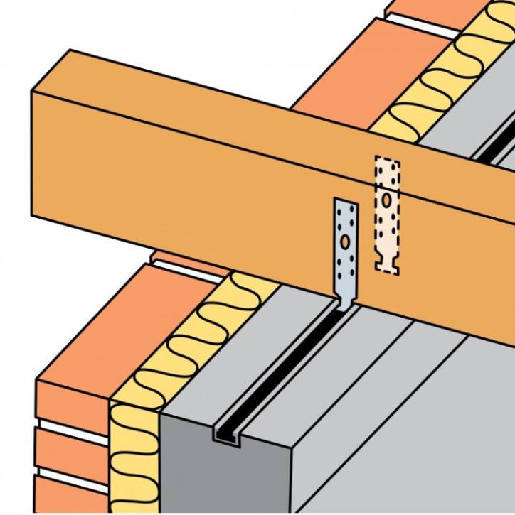 Profilanker PROFA158-B Simpson für Schiene 2815
