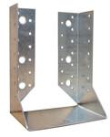 40 x 110 x 2,0  Kombi-Balkenschuh Typ01 innenliegend  1 Stück