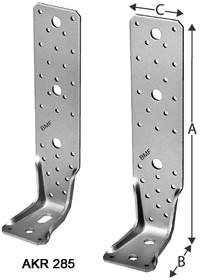 Simpson Strong Tie AKR 285 mm Langloch Winkelverbinder  1 Stk