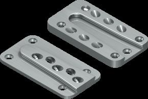 SHERPA Verbinder M 20 Passverbinder ein Paar