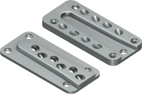 SHERPA Verbinder M 25 Passverbinder ein Paar