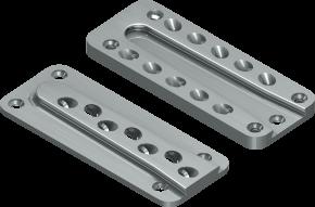 SHERPA Verbinder M 30 Passverbinder ein Paar
