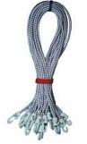Segeleinbinder mit Nylonhaken 4 x 300 mm Gummispanner