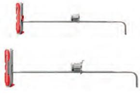fischer Duotec 12 S PH M mit M 6 x 55 Schraube  10 Stück Packung