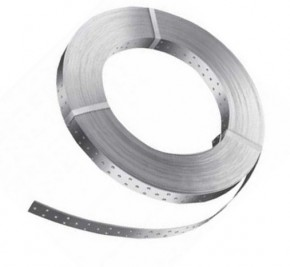 Rispenband Edelstahl A4 40 x 2 Windrispenband 25 Meter Simpson Strong Tie